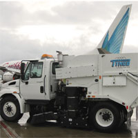 The Best of the Best in Airport Sweeping from TYMCO and Elgin