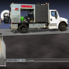New AllJet Truck-Mounted Sewer Cleaner by Vacall