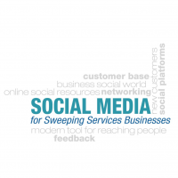 Social Media and Your Sweeping Business