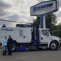 Szeremi Sweeping Service, LLC – Simply Cleaner!