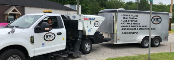 West Michigan Sweeper, Investment in People Pays Off Big