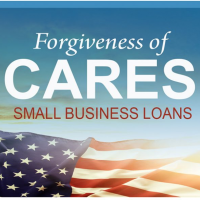 Forgiveness of CARES Small Business Loans