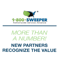 1-800-SWEEPER More Than A Number! New Partners Recognize The Value